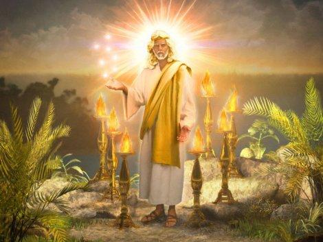 sunburt jesus