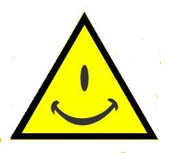 one eye triangle