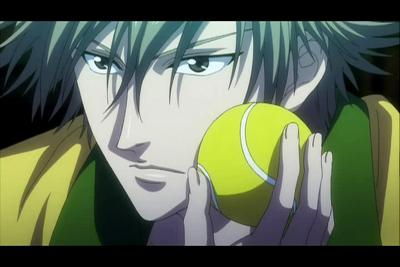 tennis ball anime