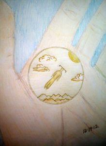 spiritual journey of healing coin